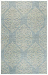 Rizzy Opulent Ou814a Light Blue Area Rug