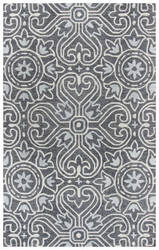 Rizzy Opulent Ou957a Grey Area Rug