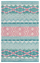 Rizzy Play Day Pd343b Teal Area Rug