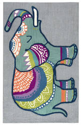 Rizzy Play Day Pd-639a Gray Area Rug