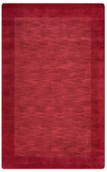 Rizzy Platoon Pl-0866 Red Area Rug