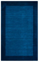 Rizzy Platoon Pl-2436 Blue Area Rug