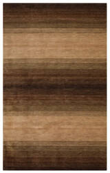 Rizzy Platoon Pl9346 Brown Area Rug