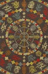 Rizzy Rockport Rp8751 Multi Area Rug