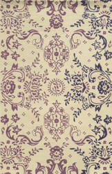 Rizzy Rockport Rp8834 Pink Area Rug