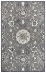 Rizzy Resonant Rs914a Dark Taupe Area Rug