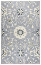 Rizzy Resonant Rs915a Grey Area Rug
