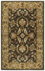 Rizzy Stafford Sa978a Brown Area Rug