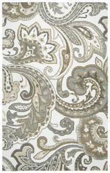 Rizzy Suffolk Sk-326a Beige Area Rug