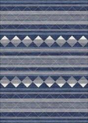 Rizzy Arden Loft-Sandhurst Sh191b Blue Area Rug