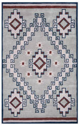 Rizzy Southwest Su-9011 Gray Area Rug