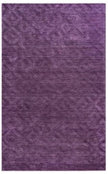 Rizzy Technique Tc-8267 Purple Area Rug