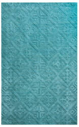 Rizzy Technique Tc-8272 Blue - Aqua Area Rug