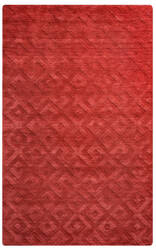 Rizzy Technique Tc-8289 Red Area Rug