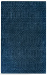 Rizzy Technique Tc-8576 Navy Area Rug