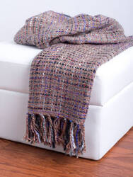 Rizzy Throws Th0108 Plum Area Rug