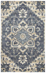 Rizzy Valintino Vn-568a Blue Area Rug