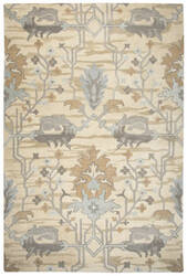 Rizzy Valintino Vn610a Beige Area Rug