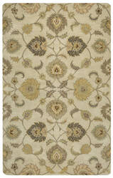 Rizzy Valintino Vn-9449 Tan Area Rug