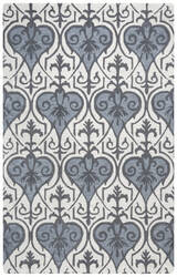 Rizzy Valintino Vn-9493 Blue Area Rug