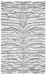 Rizzy Valintino Vn-9649 Light Gray Area Rug