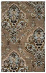 Rizzy Volare Vo-1683 Brown Area Rug