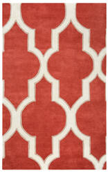 Rizzy Volare Vo-2134 Red Area Rug