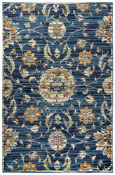 Rizzy Xceed Xe7034 Dark Blue Area Rug
