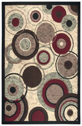 Rizzy Xcite Xi6910 Beige Area Rug