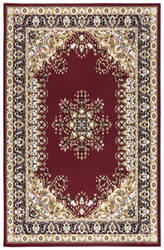 Rizzy Xcite Xi6926 Red Area Rug