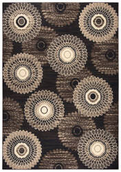 Rizzy Xcite Xi6948 Brown Area Rug