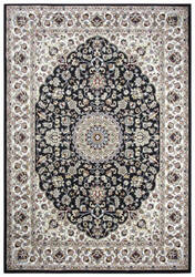 Rizzy Zenith Zh7113 Black Area Rug