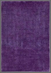 Rugstudio Overdyed 449421-616 Purple Area Rug