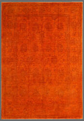 Rugstudio Overdyed 449463-616 Orange Area Rug