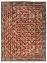 Rugstudio Sample Sale Jaya Red - Brown Area Rug
