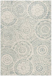 Safavieh Abstract Abt205a Ivory - Blue Area Rug