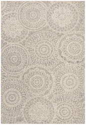 Safavieh Abstract Abt205b Ivory - Grey Area Rug