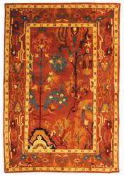 Safavieh Ancient Weave ACW1004A Rust Area Rug