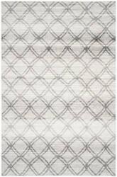 Safavieh Adirondack Adr105p Silver - Charcoal Area Rug