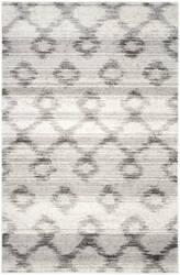 Safavieh Adirondack Adr106p Silver - Charcoal Area Rug