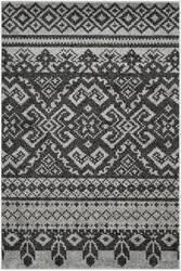 Safavieh Adirondack Adr107a Silver / Black Area Rug
