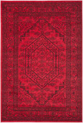 Safavieh Adirondack Adr108f Red / Black Area Rug