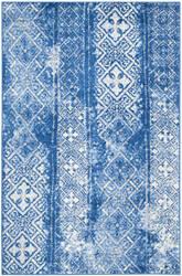 Safavieh Adirondack Adr111f Silver - Blue Area Rug