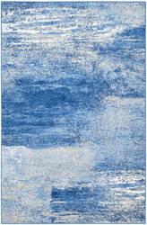 Safavieh Adirondack Adr112f Silver - Blue Area Rug
