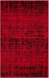 Safavieh Adirondack Adr116f Red - Black Area Rug