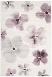 Safavieh Adirondack Adr123l Ivory - Purple Area Rug