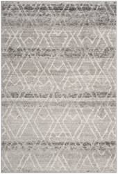 Safavieh Adirondack Adr124b Silver - Ivory Area Rug