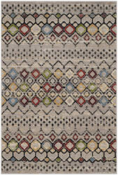 Safavieh Amsterdam Ams108g Light Grey - Multi Area Rug
