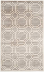 Safavieh Amherst Amt411b Light Grey - Ivory Area Rug