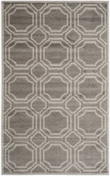Safavieh Amherst Amt411c Grey / Light Grey Area Rug